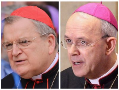 Cardinal Burke, Bishop Schneider Announce Crusade of Prayer and Fasting
