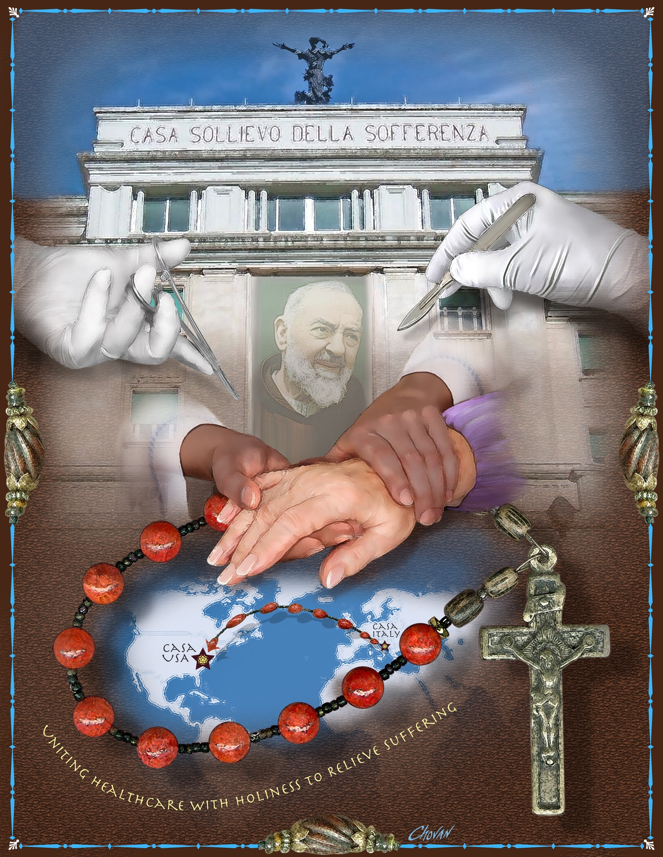 CASA USA EVENT:   Feast of St. Padre Pio – September 23rd, 2019 – Brighton, Michigan