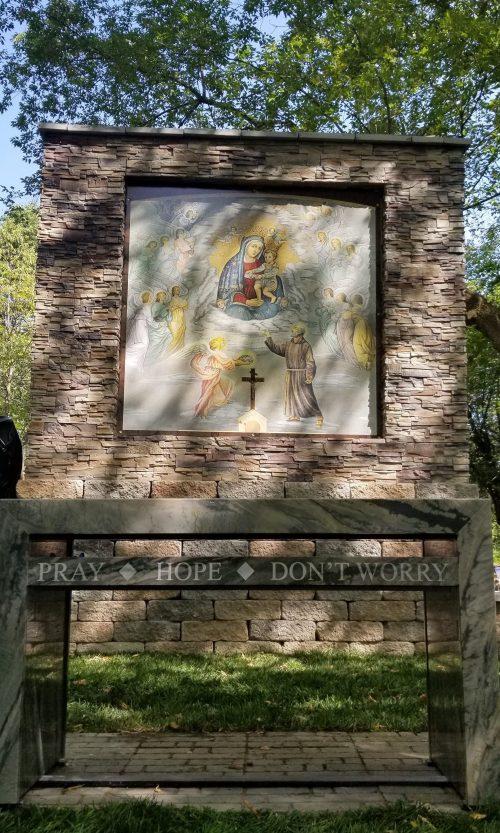 Padre Pio Grotto